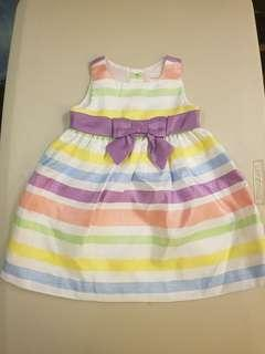 Gymboree Baby Girl's Dress Stripes 3-6 mos.