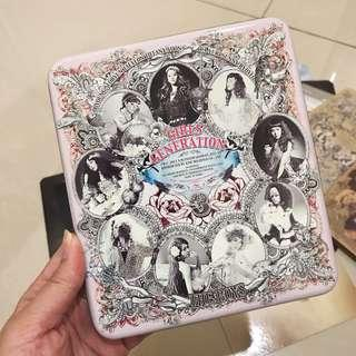 SNSD (Girl's Generation) The Boys Album