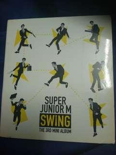 SJ-M Swing official album