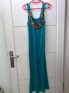 LONG DRESS ETHNIC TOSCA