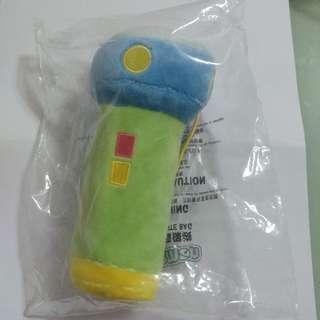 叮噹縮小電筒環保袋🔦 Doraemon torch tote bag