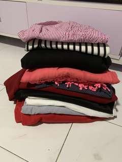 Bundle Set Clothes