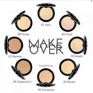 MAKEOVER PERFECT COVER TWO WAY CAKE POWDER