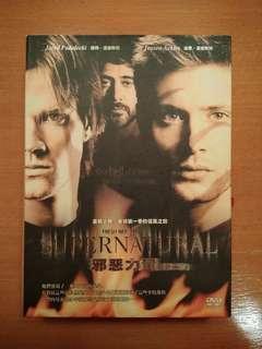 Supernatural 第二季DVD