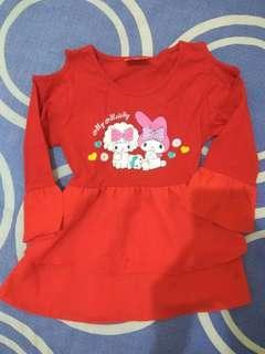 Preloved baju anak perempuan