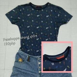 Penshoppe Shirt * Preloved *