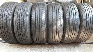 彰化員林 中古輪胎 二手輪胎 205 65 15 實體店面免費安裝