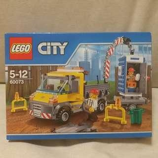 現貨 全新 LEGO City 60073 - Service Truck