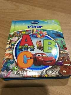 ABC Pixar Edisi Bahasa Melayu