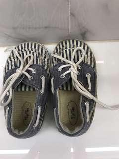 Baby Boat Shoes (US size 5)
