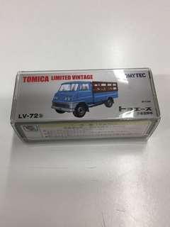 Tomytec LV-72b 豬車
