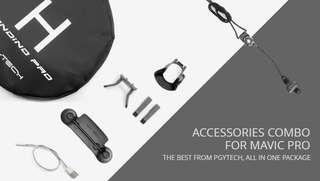 PGYTECH x DJI Mavic Pro Accesories