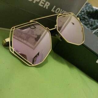 🚚 韓風太陽眼鏡🕶️墨鏡🕶️亮面墨鏡🕶️