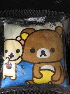 🚚 拉拉熊抱枕
