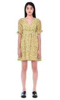 Editors Market Floral Dress