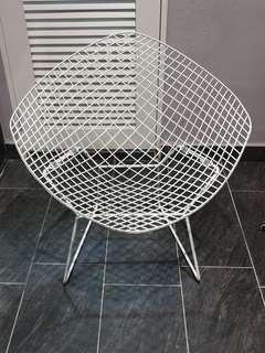 Wire Designer Chair