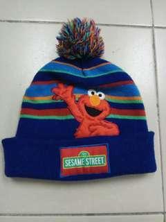 Sesame Street Snow Cap