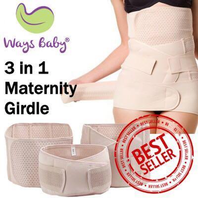 e17fa25e86e 3 in 1 maternity n body shaping set  postpartum breathable good ...