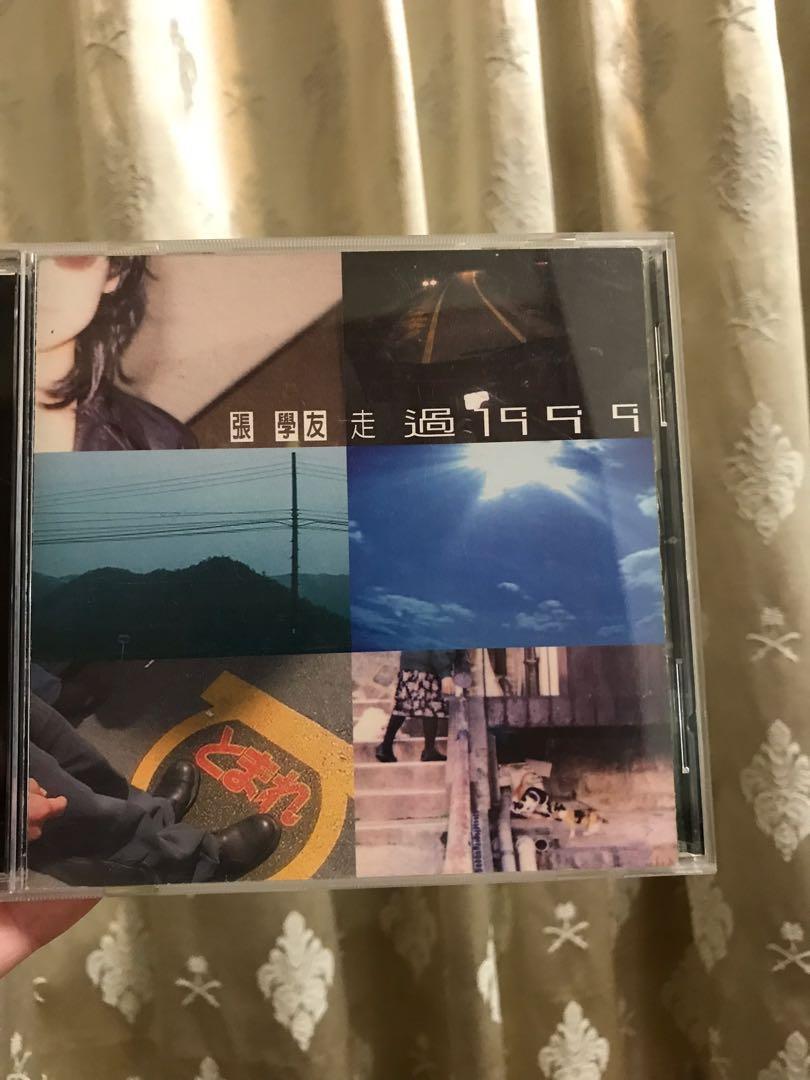 張學友 走過1999 CD