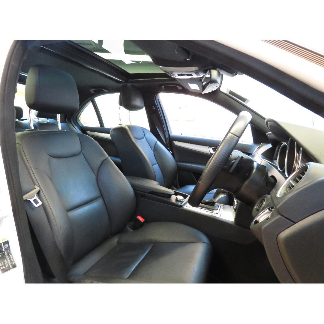 【客人寄賣】  2013 MERCEDES-BENZ C200 AMG