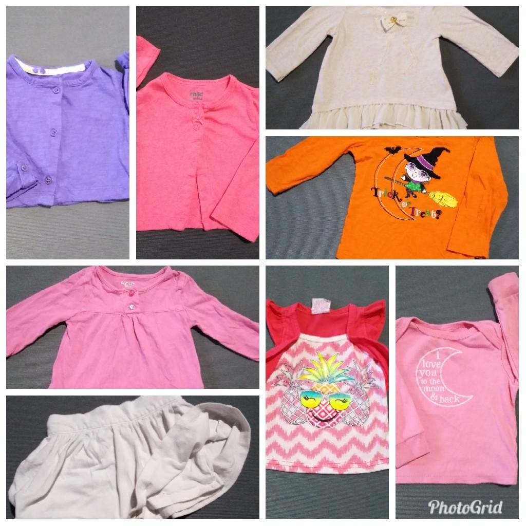463c25f0e794 🐿8-pc Baby Clothes for 12 m o