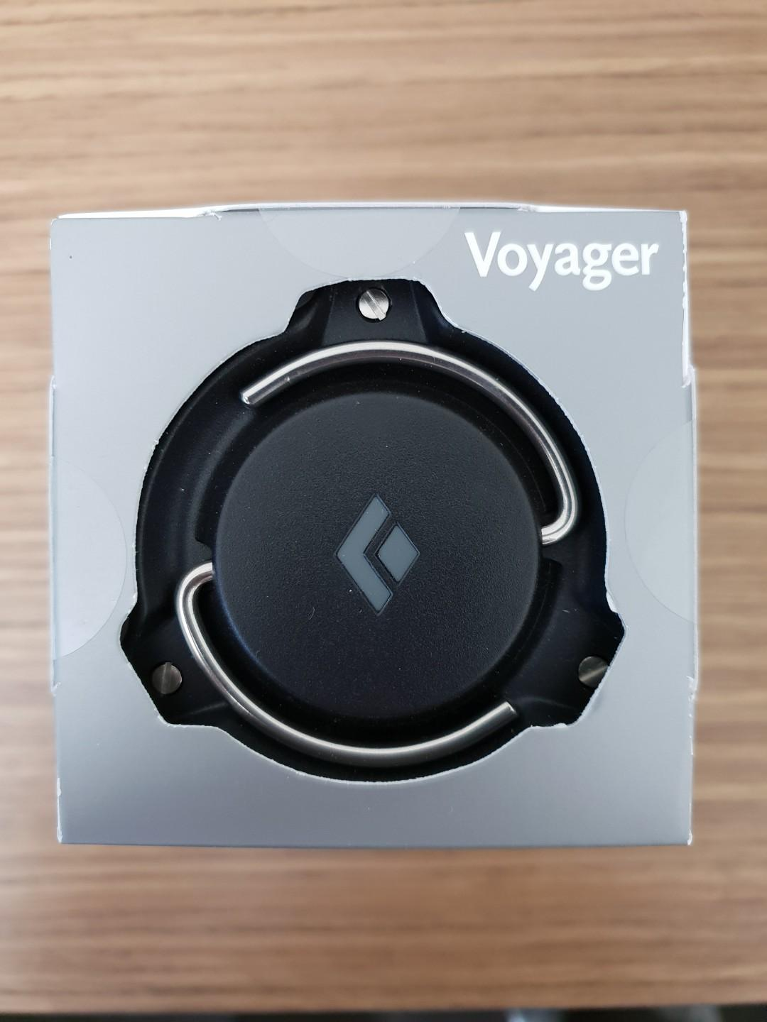 Black Diamond Voyager 140 Lumens Dual Use Lantern and Flashlight