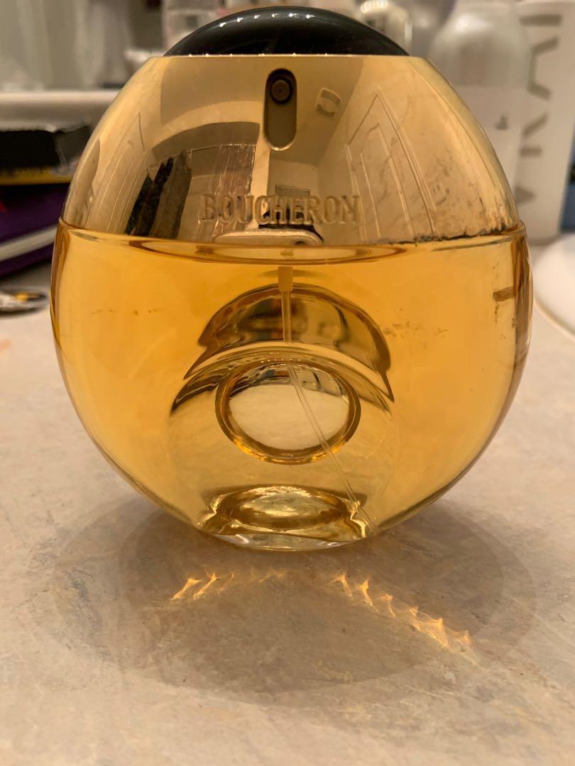Boucheron floral oriental eau de toilette 100 ml tester. Retails for over $168