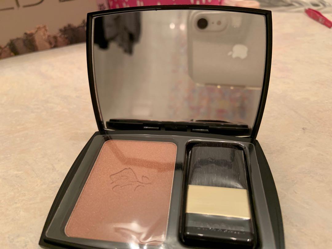 Brand new Lancôme blush subtil in shimmer mocha havana - retails for $43
