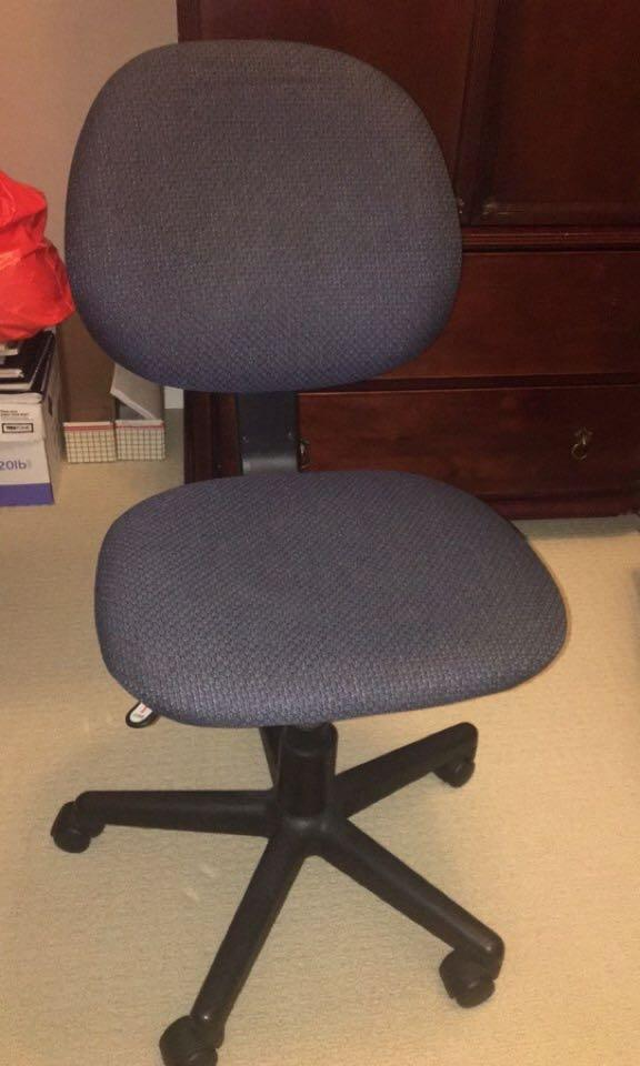 Clean New Office Chair
