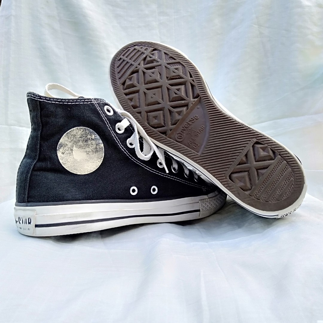 fd2d09355a0 Converse CT high white and black made in Vietnam