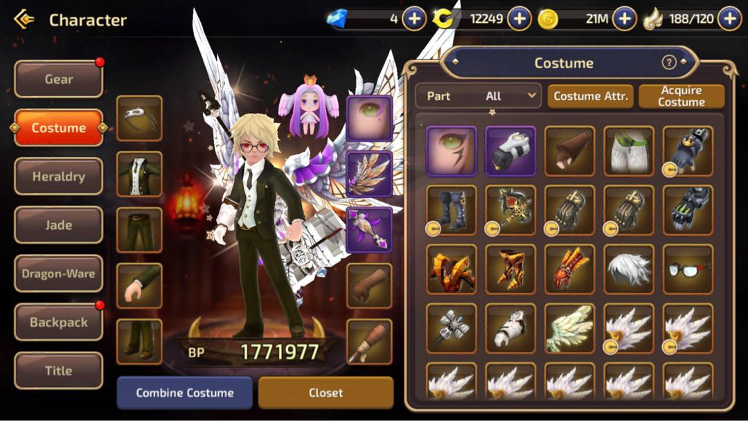 Dragon nest mobile M1 acc for sale, Toys & Games, Video
