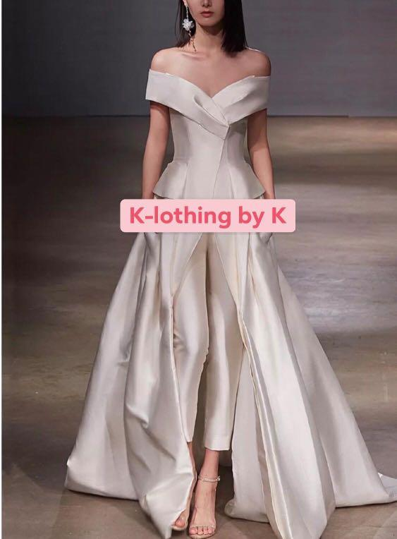 For Rent Change Outfit For Wedding Reception Or Formal Wear Women S Fashion Clothes Dresses Skirts On Carousell,Plus Size Purple Dresses For Weddings