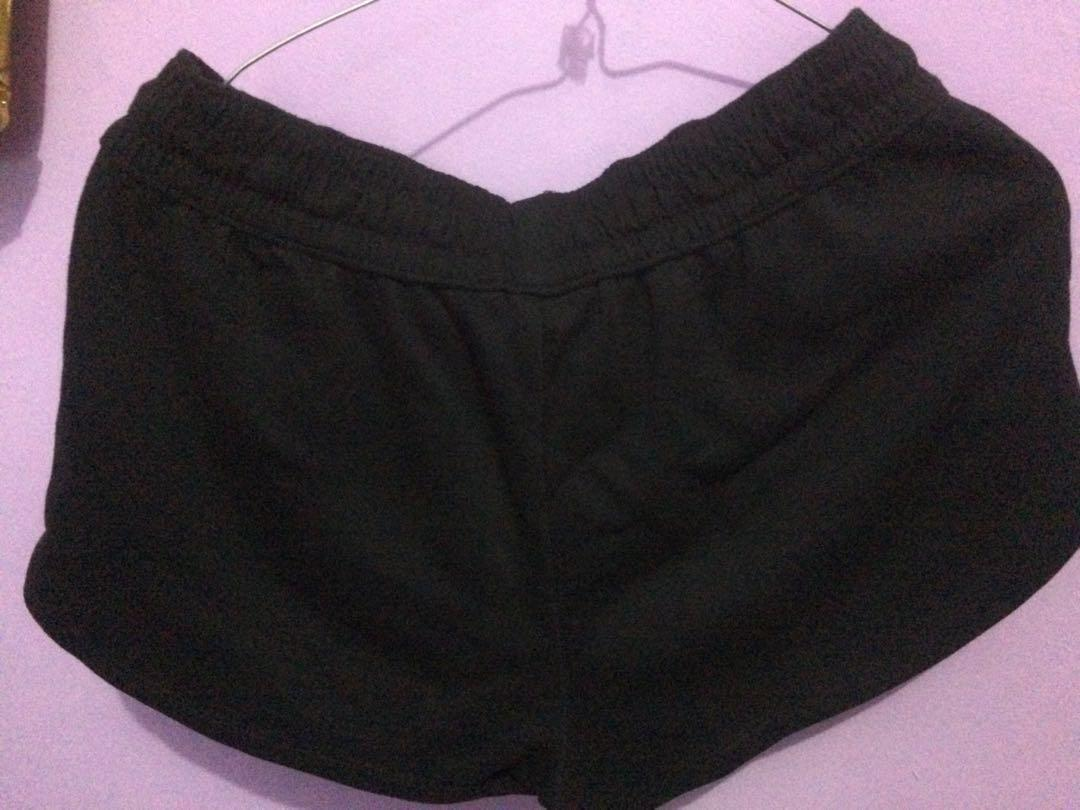 H&M Short Black Basic