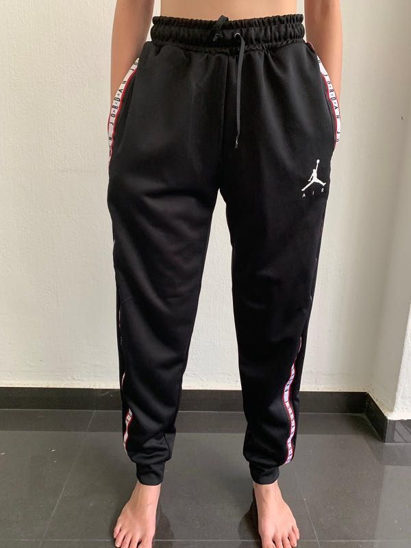 best sneakers 4c631 4263e Jordan Air Track Pants, Men s Fashion, Clothes, Bottoms on Carousell