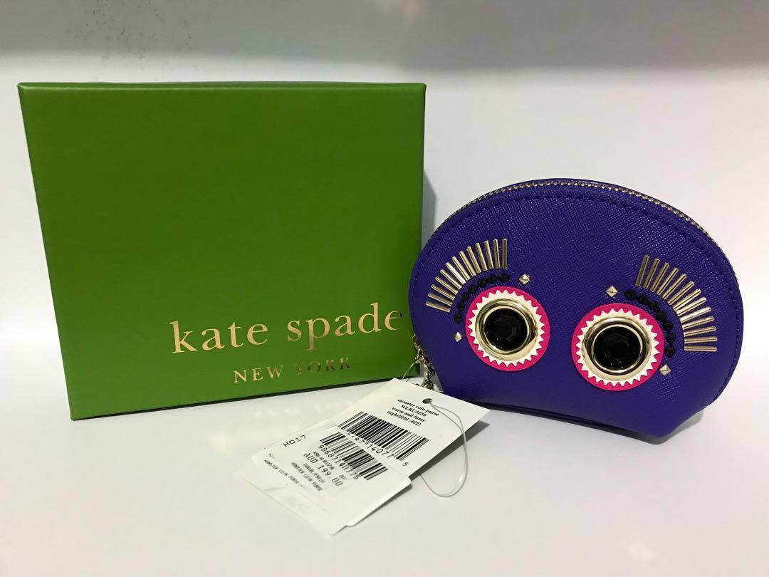 Kate Spade Monster Coin Purse