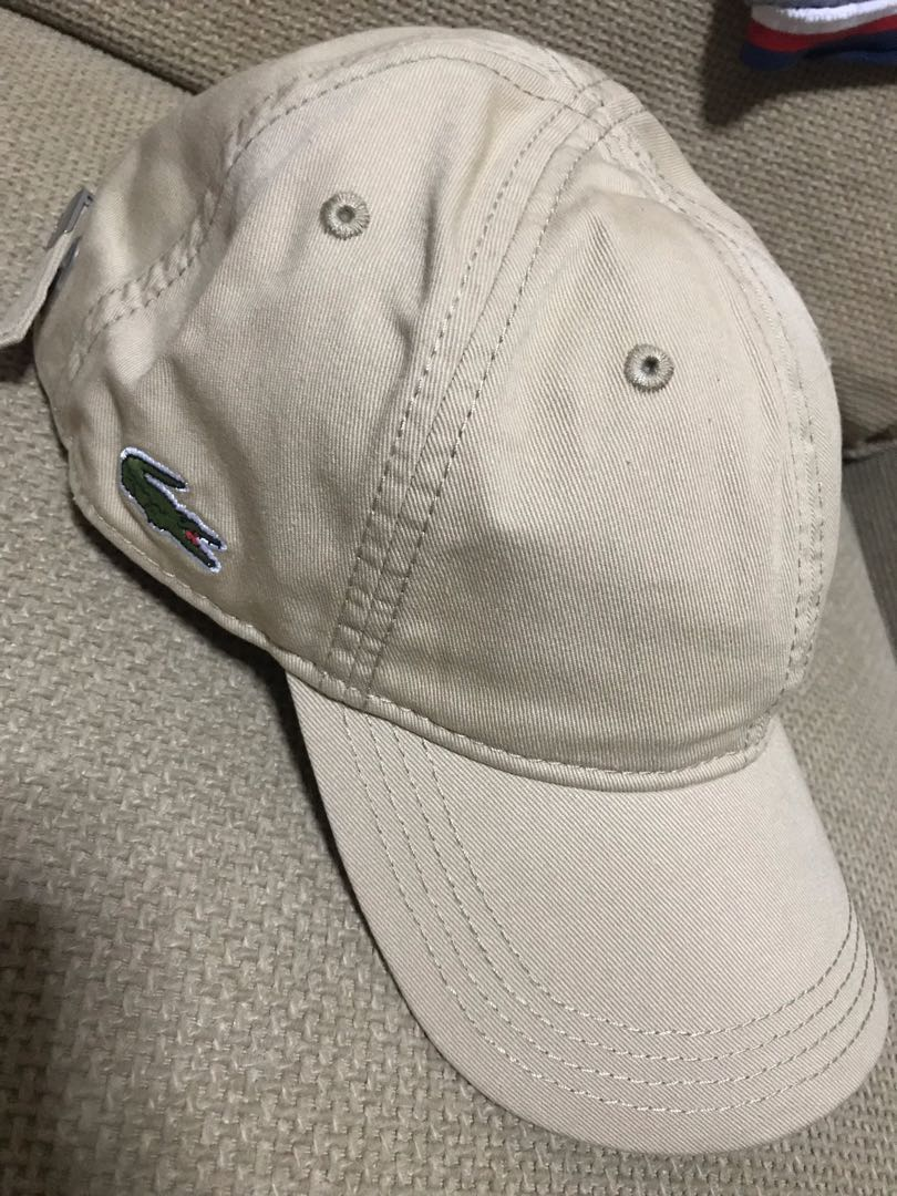 8f1f6a12 Lacoste Cap, Men's Fashion, Accessories, Caps & Hats on Carousell