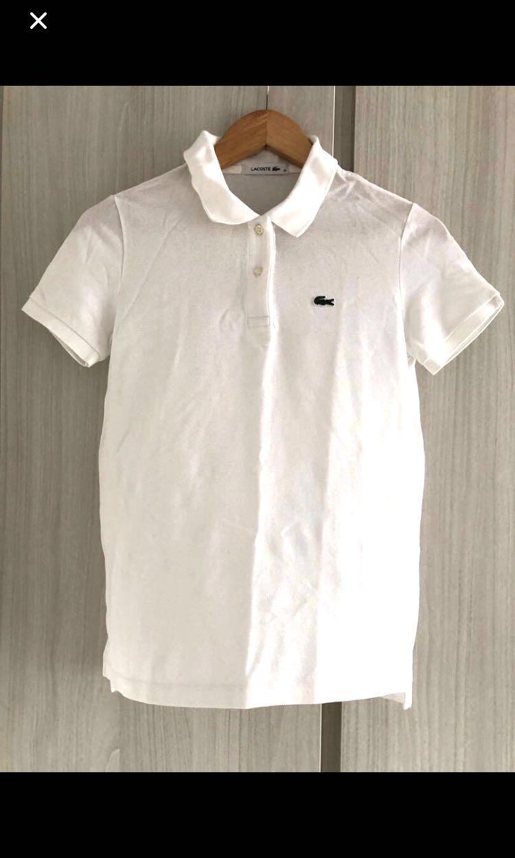 40cc2852fd Ladies White Polo Shirt - DREAMWORKS