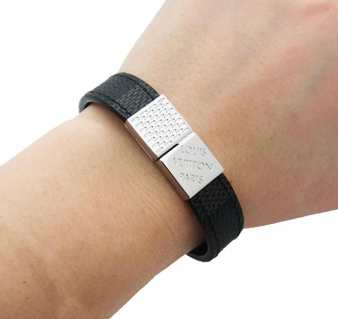 Louis Vuitton Damier Pull It Bracelet