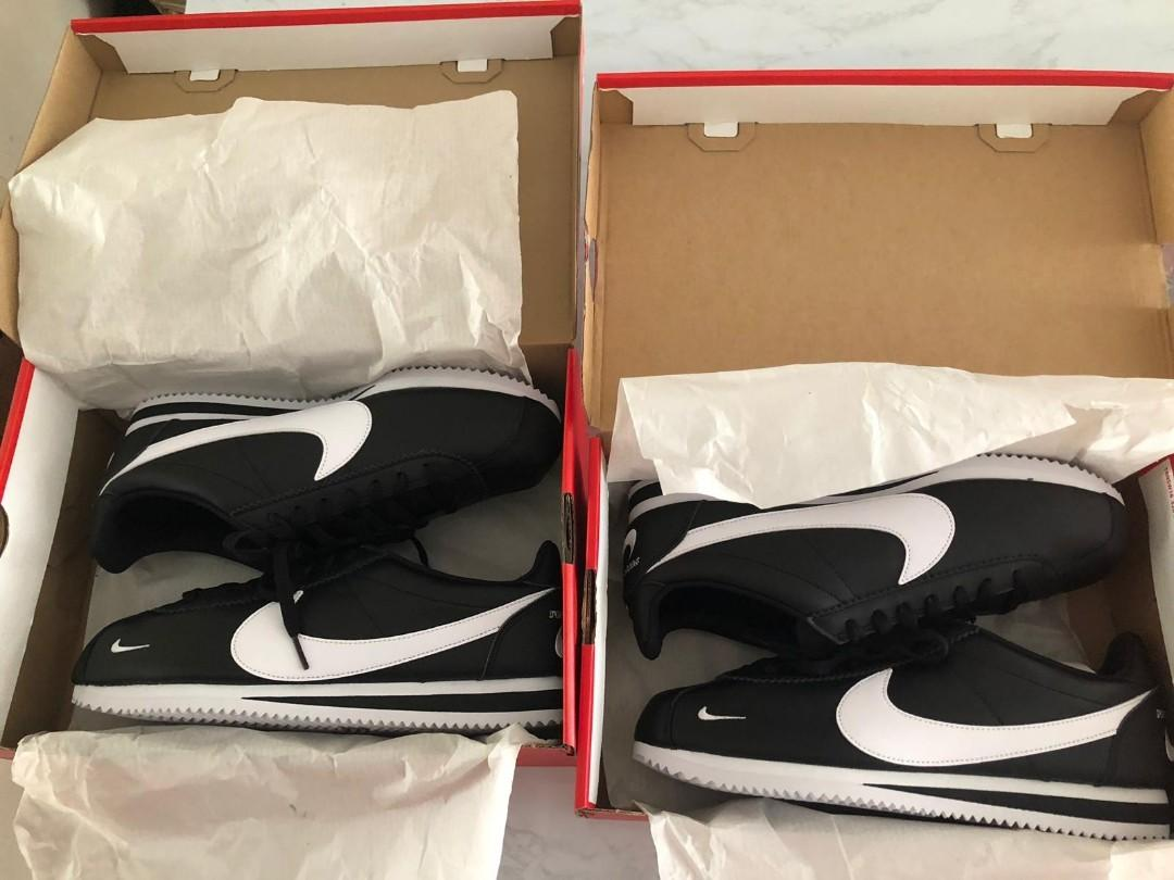 Nike classic cortez prem size uk 44 use once cause abit thight hence selling