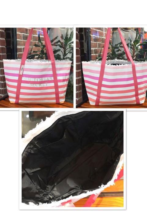 11eec2a9980c1 [PO] Victoria's Secret VS sports/ exercise/ fitness/ gym/ shoulder/ beach/  handbag/ tote/ bag $35