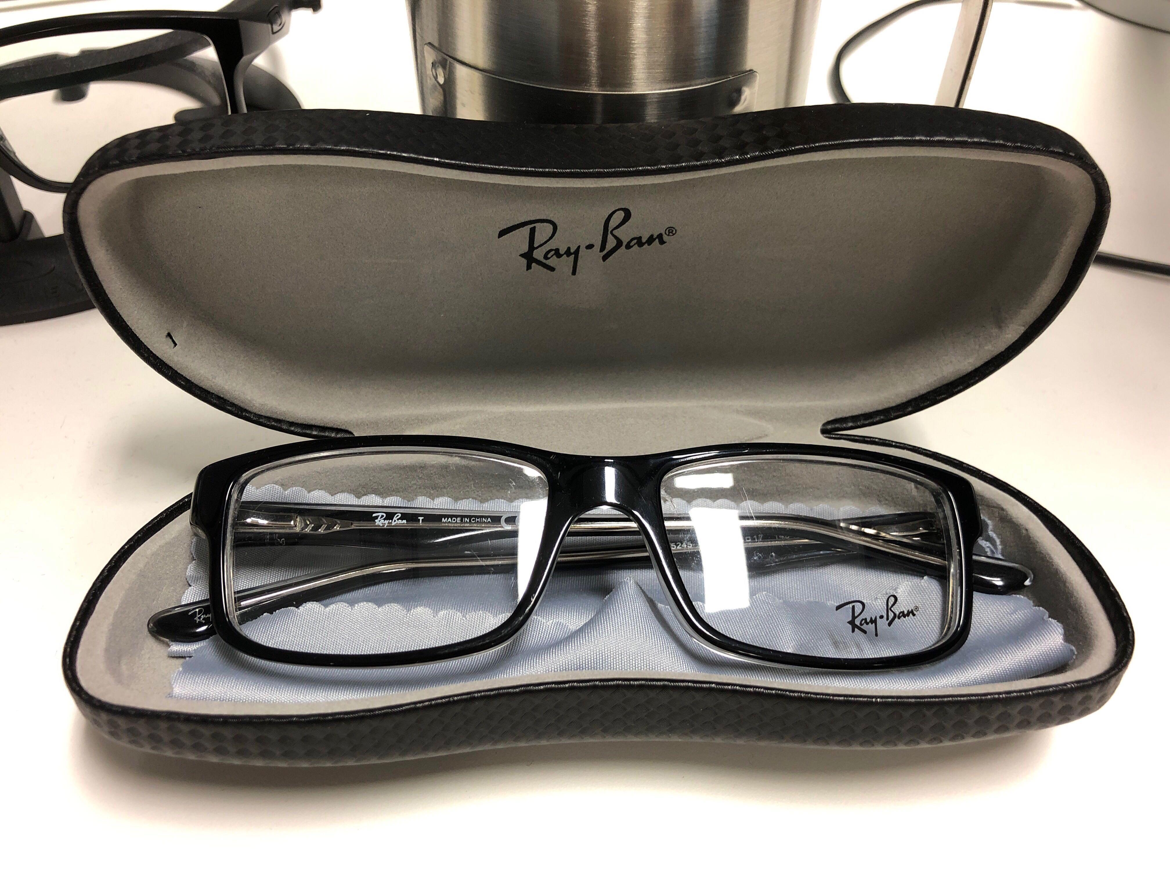 9be37e25945 Rayban Eyeglasses RB 5245 2034 54-17