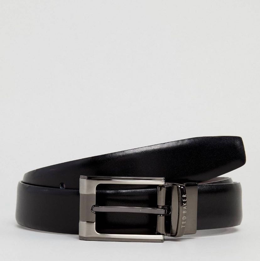 4ba497b01a858 Ted Baker Crafti Leather Reversible Belt