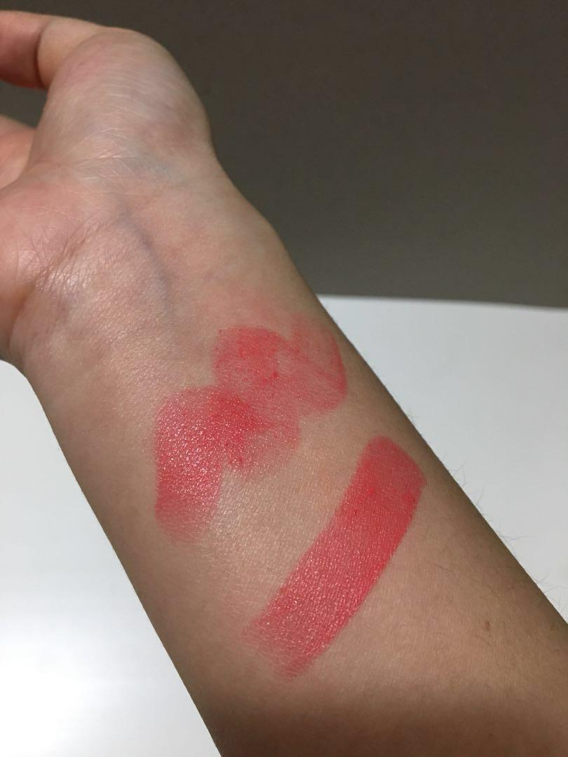 The Face Shop Moisture Touch Lipstick CR02 Feel So Coral