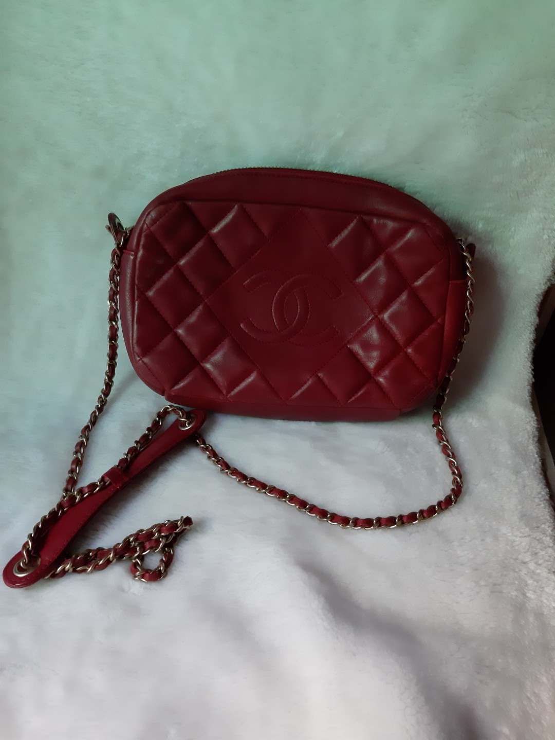 efdd9792466236 Chanel Quilted Soft Leather Lambskin Bag Women S Fashion Bags