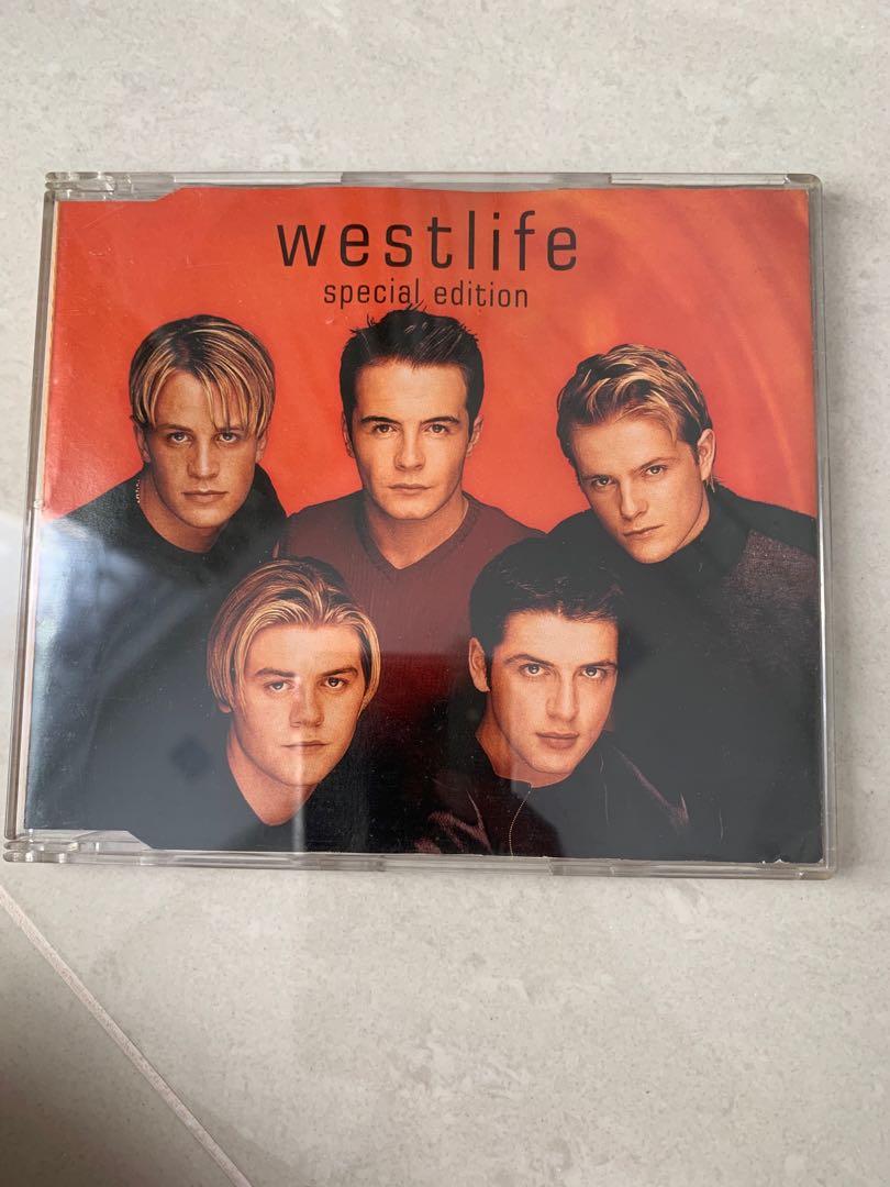 Westlife special edition cd album