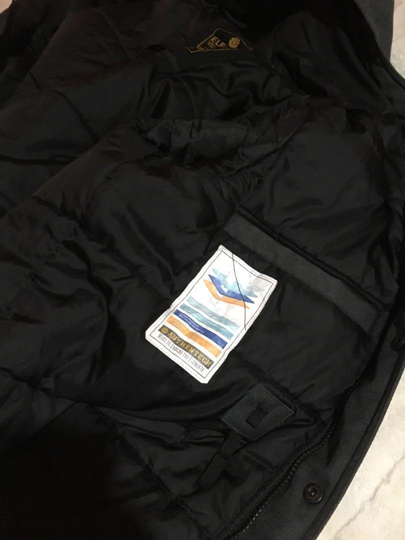 Winter jacket Element (size L)