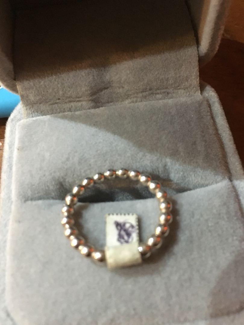 Women's ring (silver)