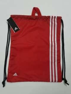 Brand new, unused, original with tags  Original ADIDAS Gym sack backpack sports bag