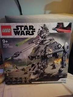 全新原裝行貨 lego Star Wars 75234 AT-AP Walker