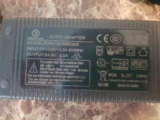 48V Battery Charger - 2A
